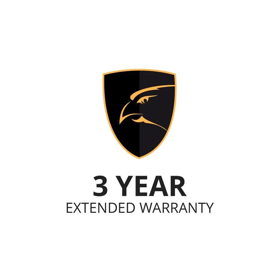 Defender Cameras 3 Year Extended Warranty: 4K2T8B8V2