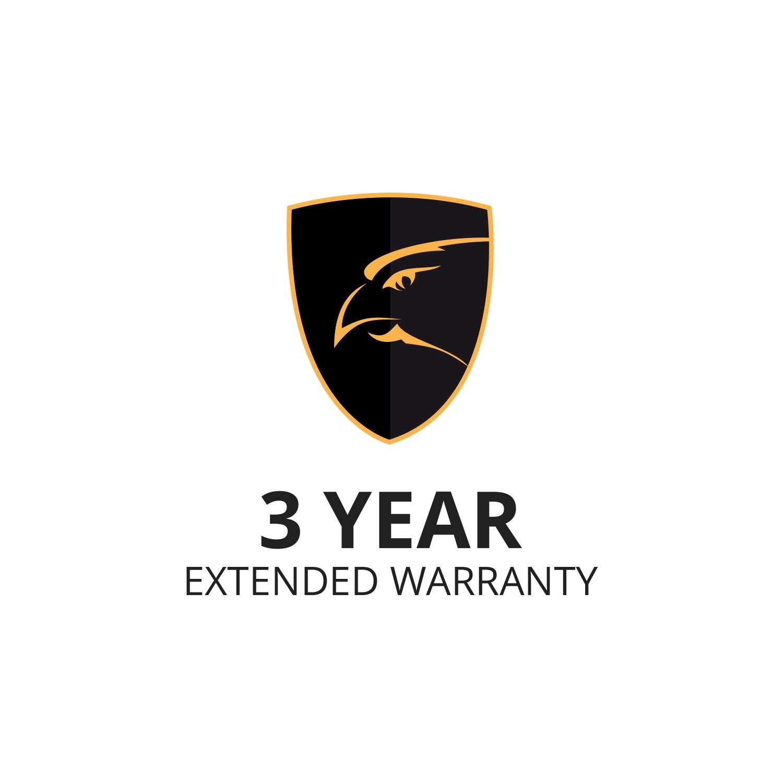 Defender Cameras 3 Year Extended Warranty: 4K4T16B16