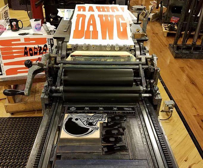 Hatch Show Print Tour