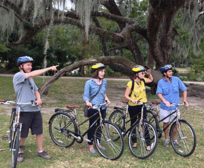 New Orleans City Bike Tour