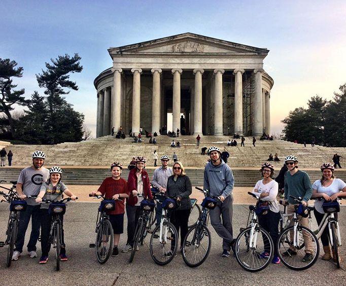 Bike and Roll Bicycle Rental - Washington, DC