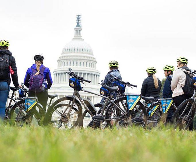 Bike and Roll Guided Bike Tours