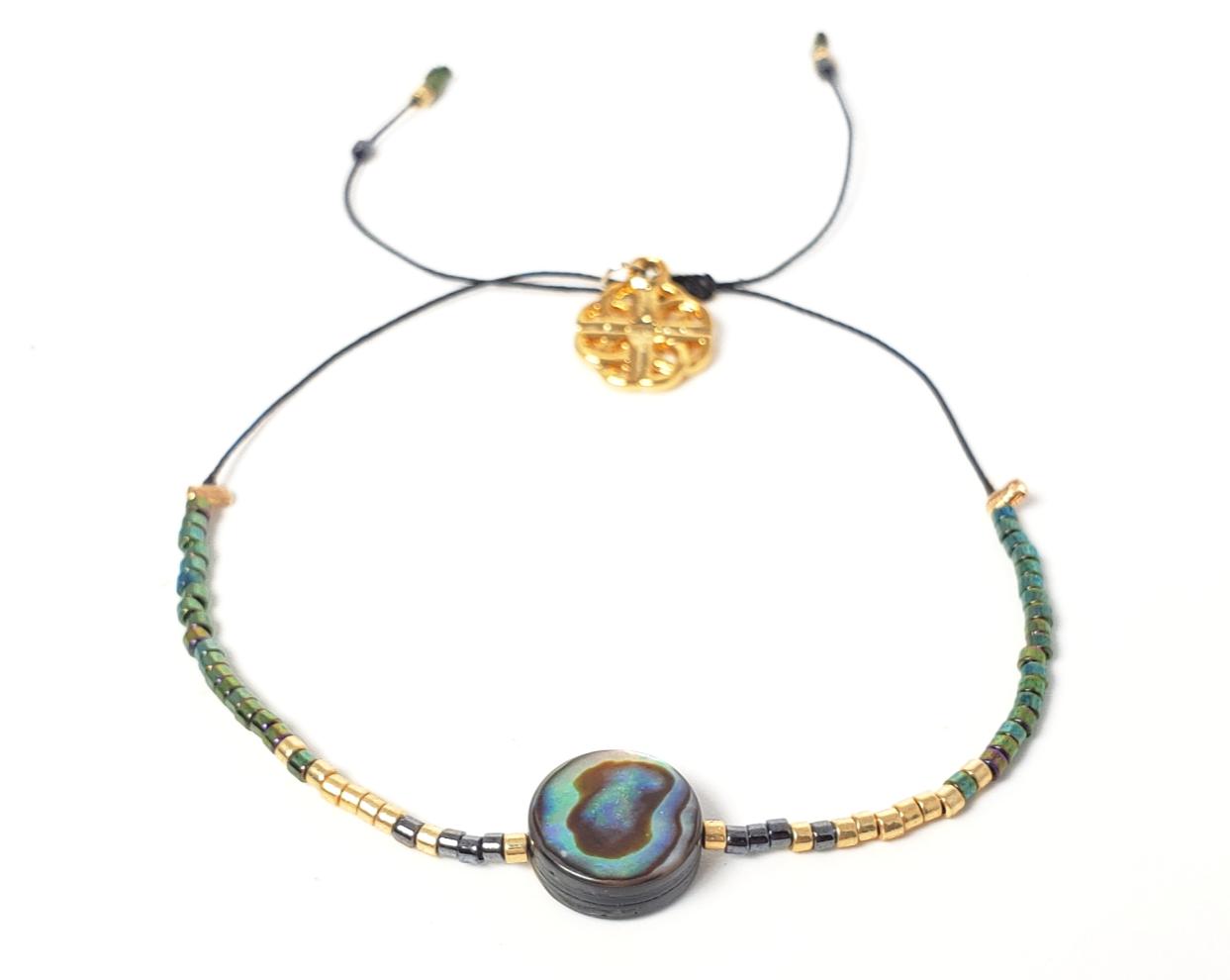Balla Bracelets Emerald Earth Bracelet
