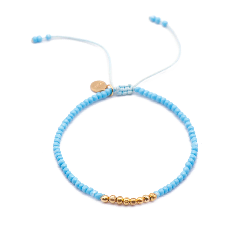 ballabracelets.com New Era Bracelet - Turquoise
