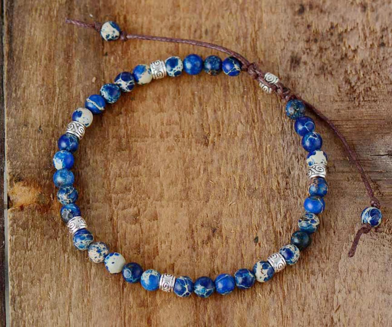 Balla Bracelets Blue Jupiter Bracelet