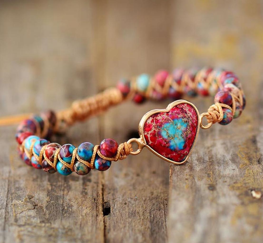 Balla Bracelets Happy Heart Bracelet