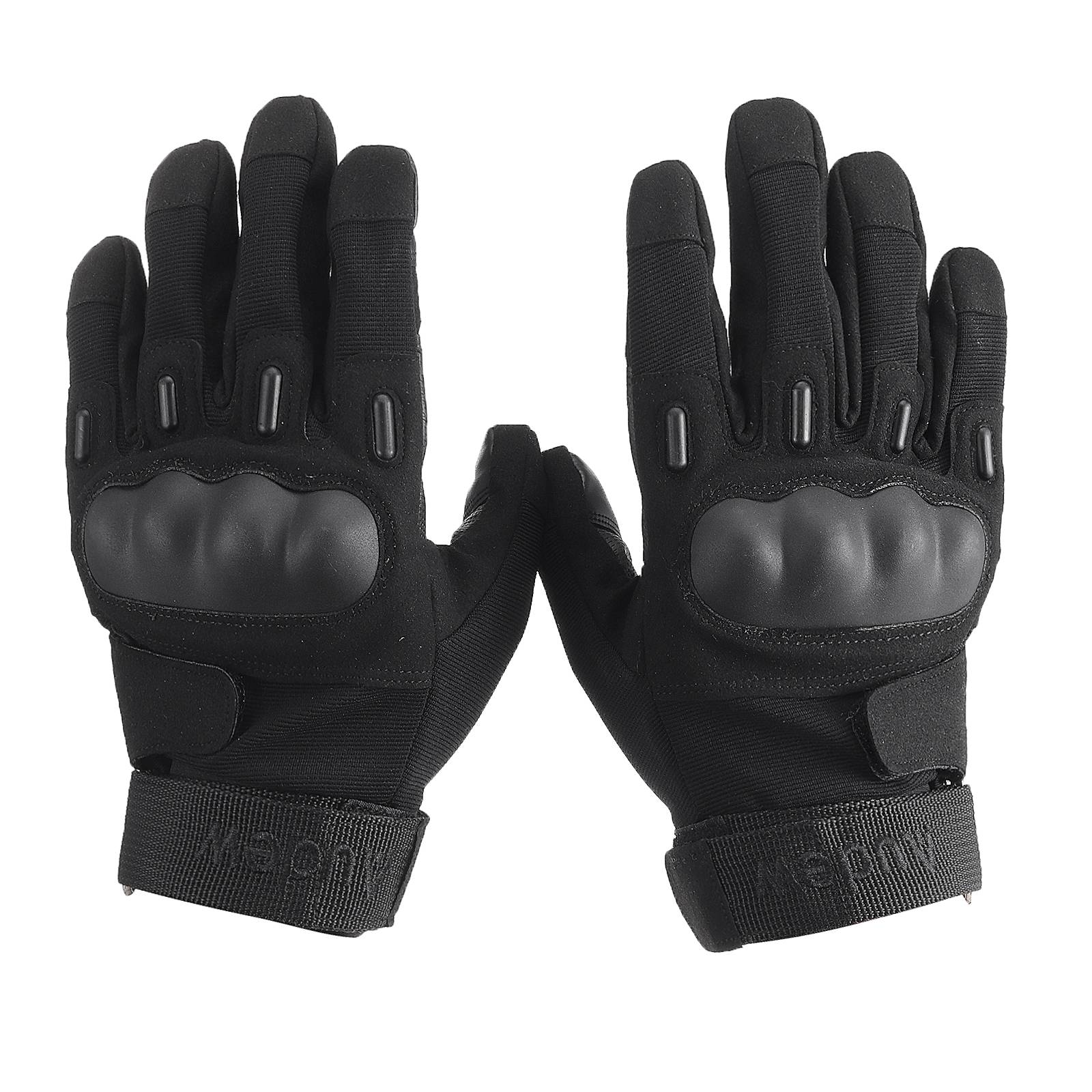 Audew Full Finger Hard Knuckle Motorcycle Military Tactical Combat Training Army Shooting Outdoor Gloves