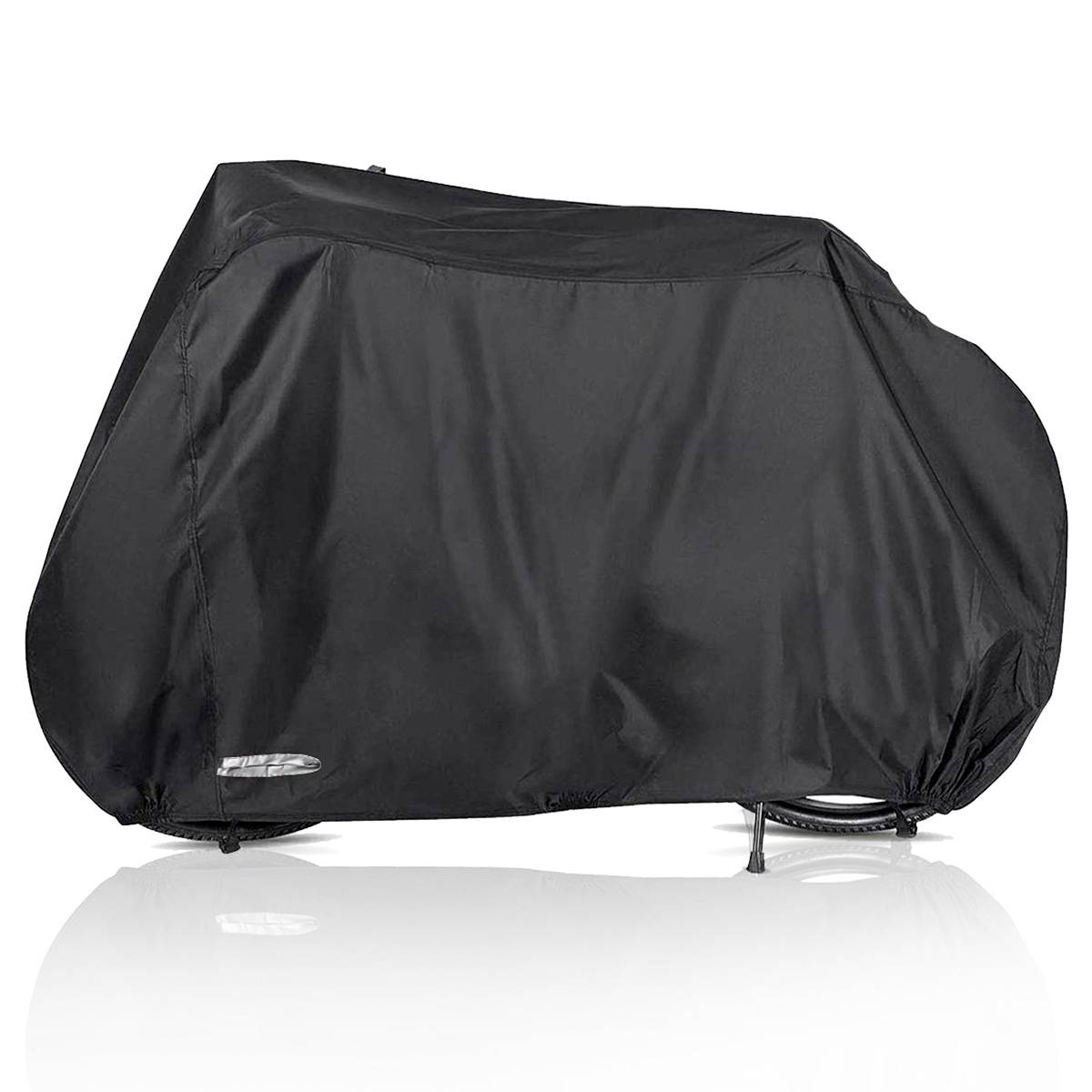 "Audew 78.7"" x 27.6"" x 43.3"" Bike Outdoor Waterproof Bicycle Cover with Lock Holes"