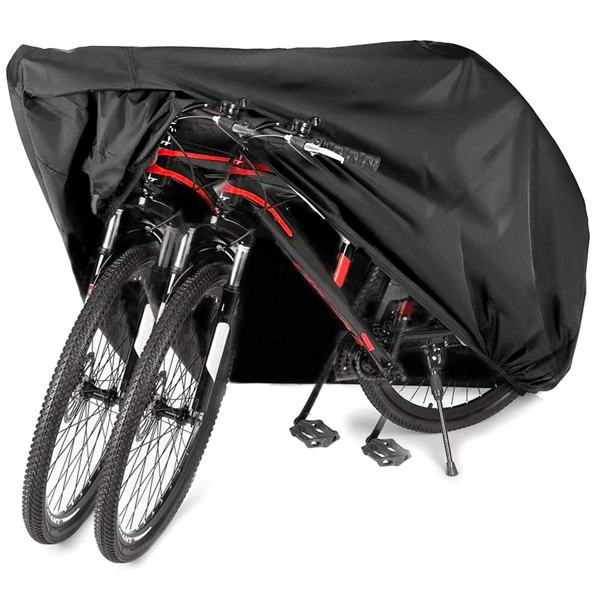 Audew For 2-3 Bikes, Waterproof Outdoor Bicycle Cover