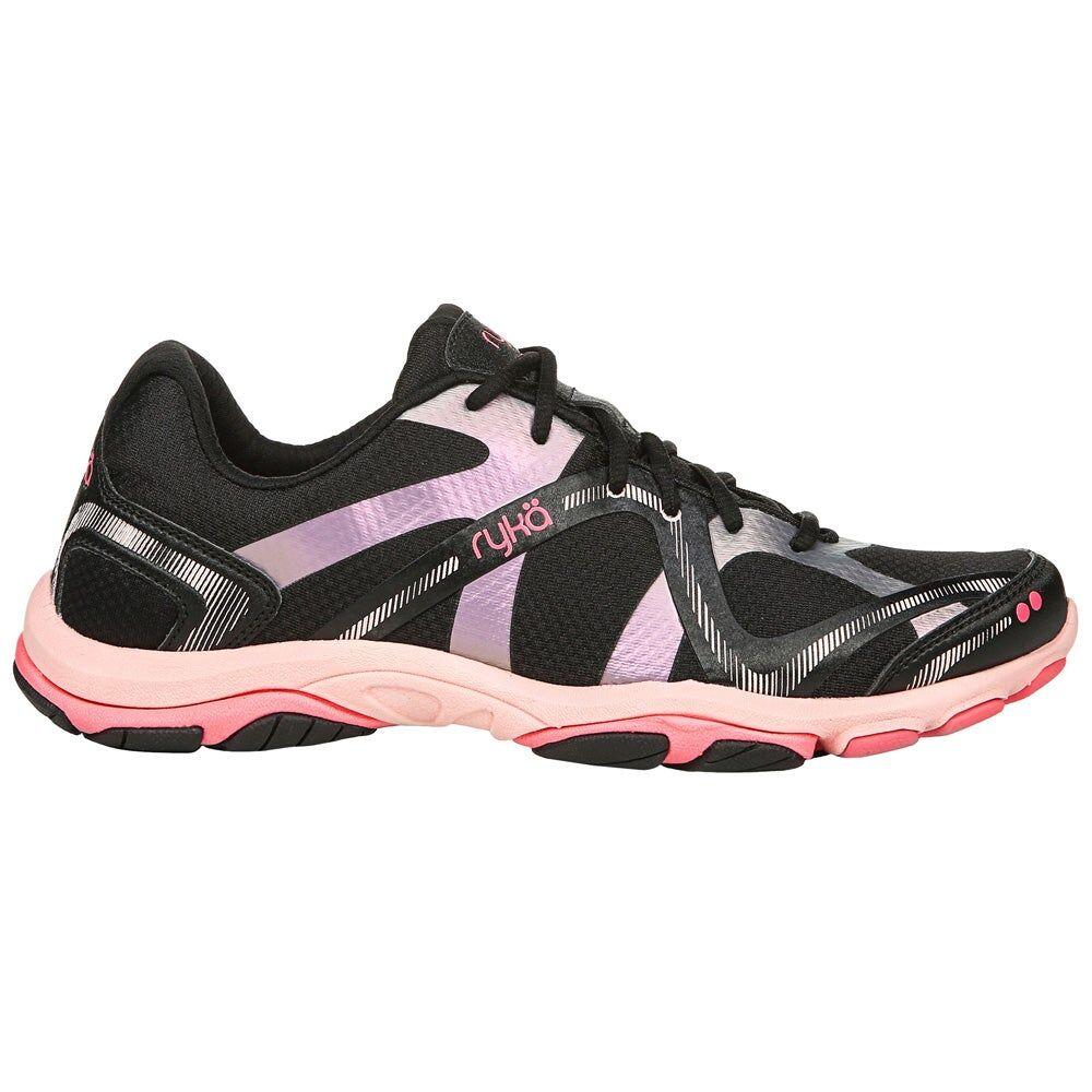 Ryka Influence Training Shoes  - Black - Women - Size: 11 D