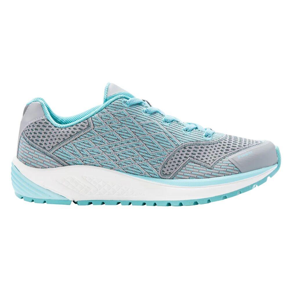 Propet Propet One Walking Shoes  - Grey - Women - Size: 7 4E