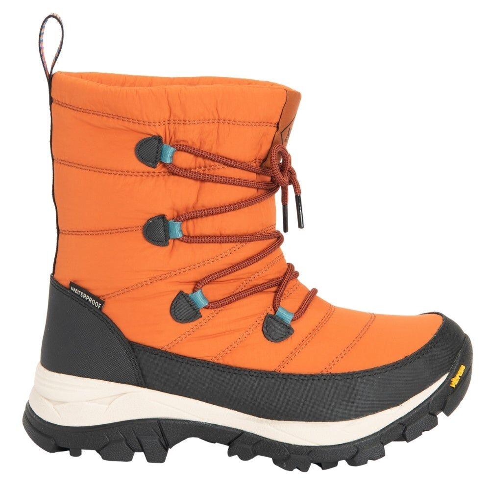 Muck Boot Muck Arctic Ice Nomadic Sport Outdoor Boots  - Orange - Women