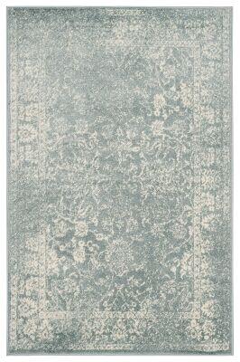 Ashley Furniture Accessory 4' x 6' Area Rug, Gray/White