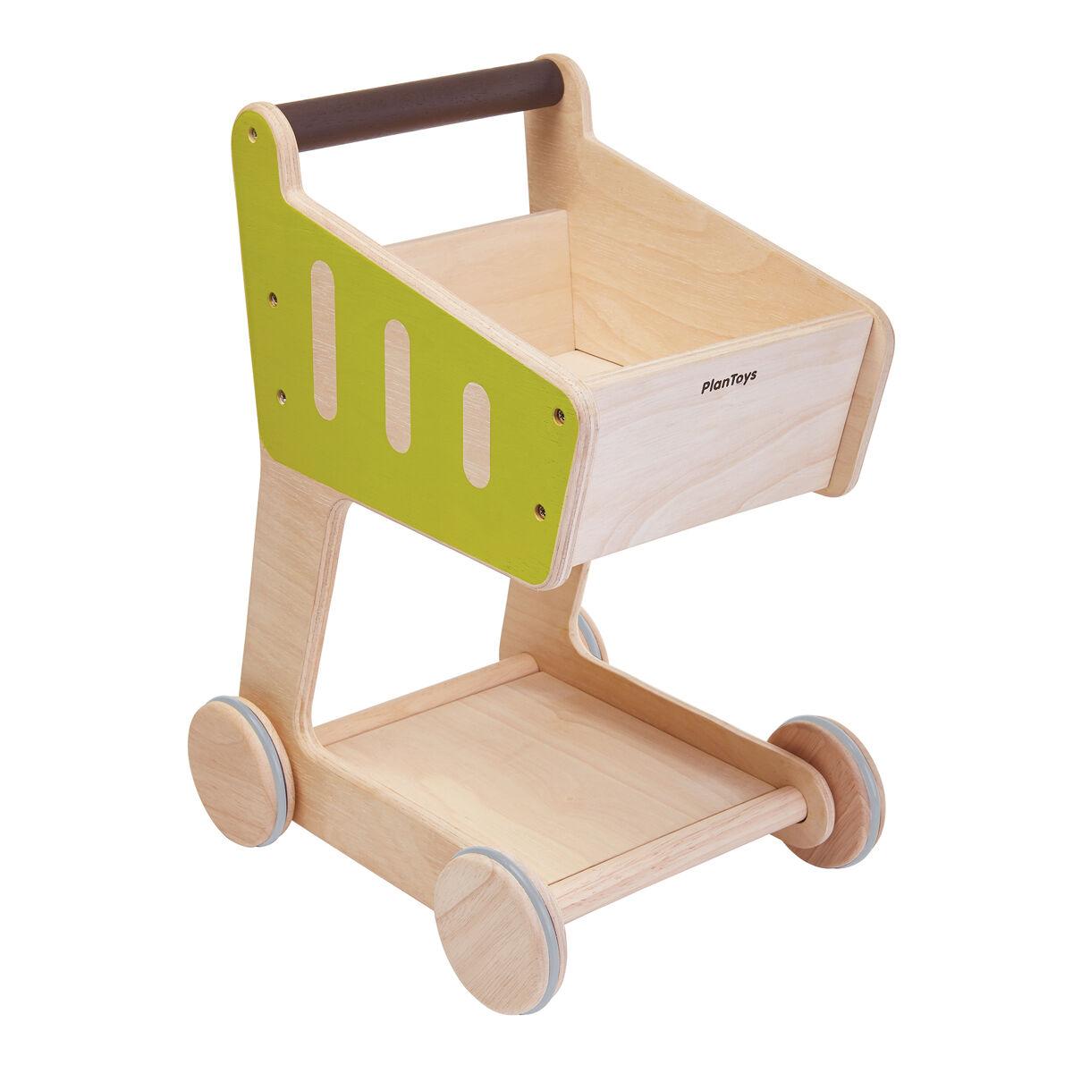 PlanToys Plan Toys Shopping Cart