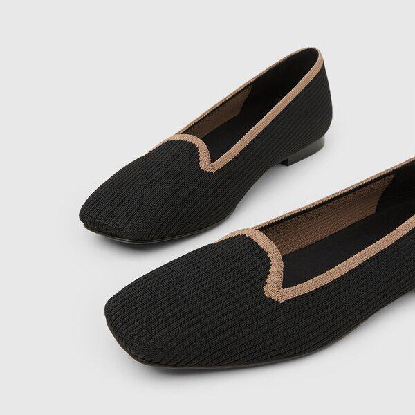 Women's  Eco-Friendly  Shoes  - Charcoal Black - Size: EU41
