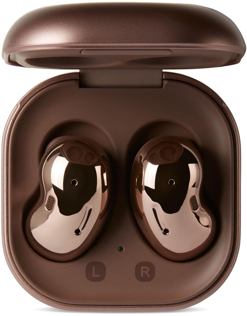 Samsung Bronze Galaxy Buds Live Earphones  - Mystic Bronze - Size: UNI