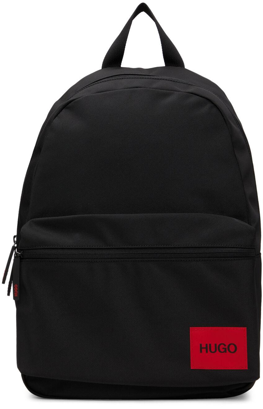 Black Ethon Backpack  - 001 BLACK - Size: UNI