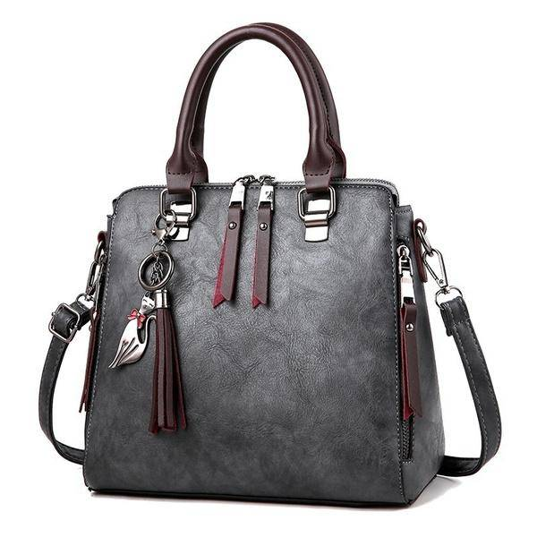 Women's Fashion Pu Leather Crossbody Handbag