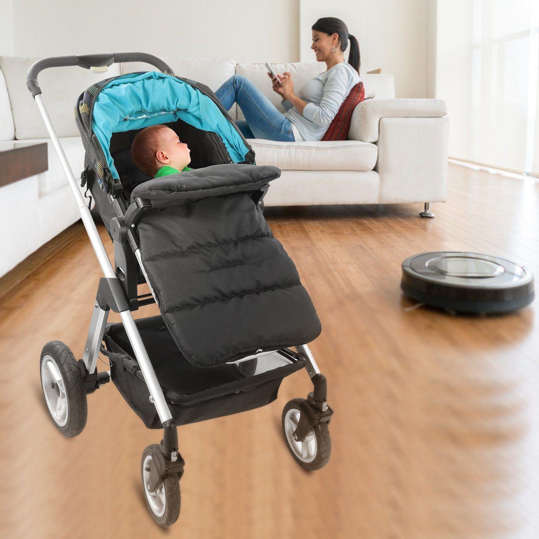 Baby Stroller Sleeping Bag Newborn Swaddle Wrap Toddler Footmuff Blanket