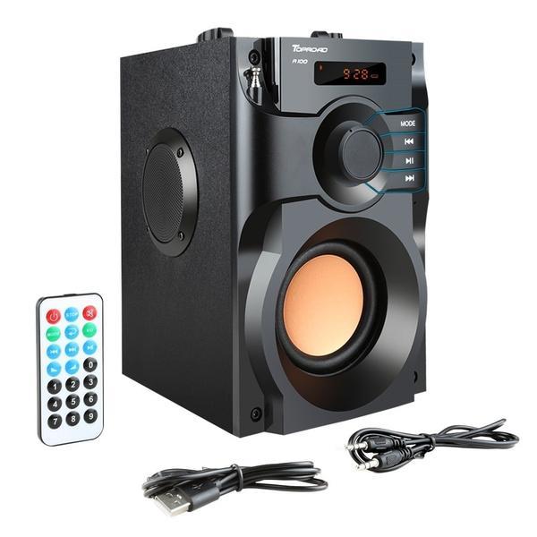 Bluetooth Speaker Super Bass Subwoofer