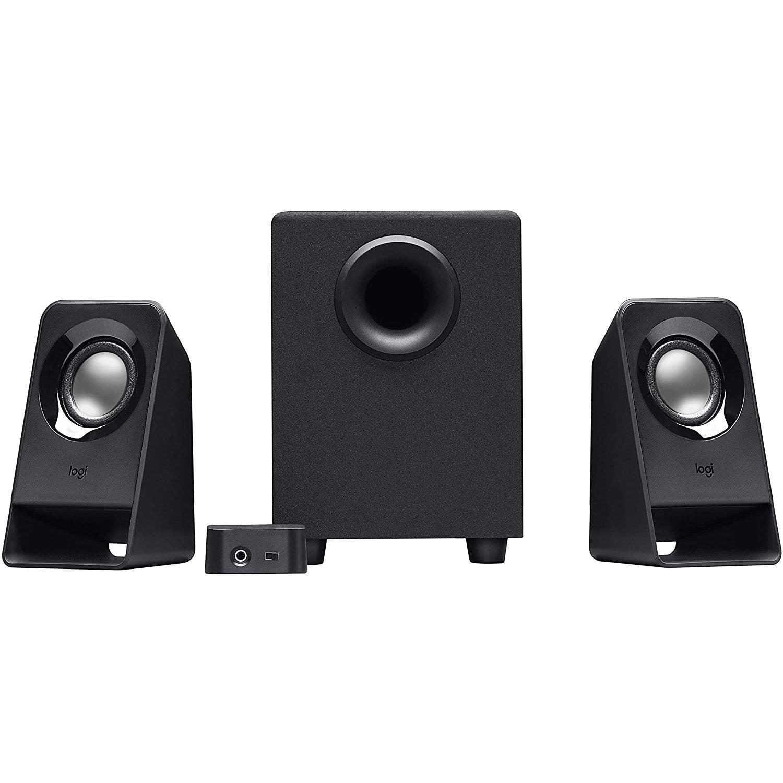 Logitech Multimedia 2.1 Speakers Z213 with Subwoofer