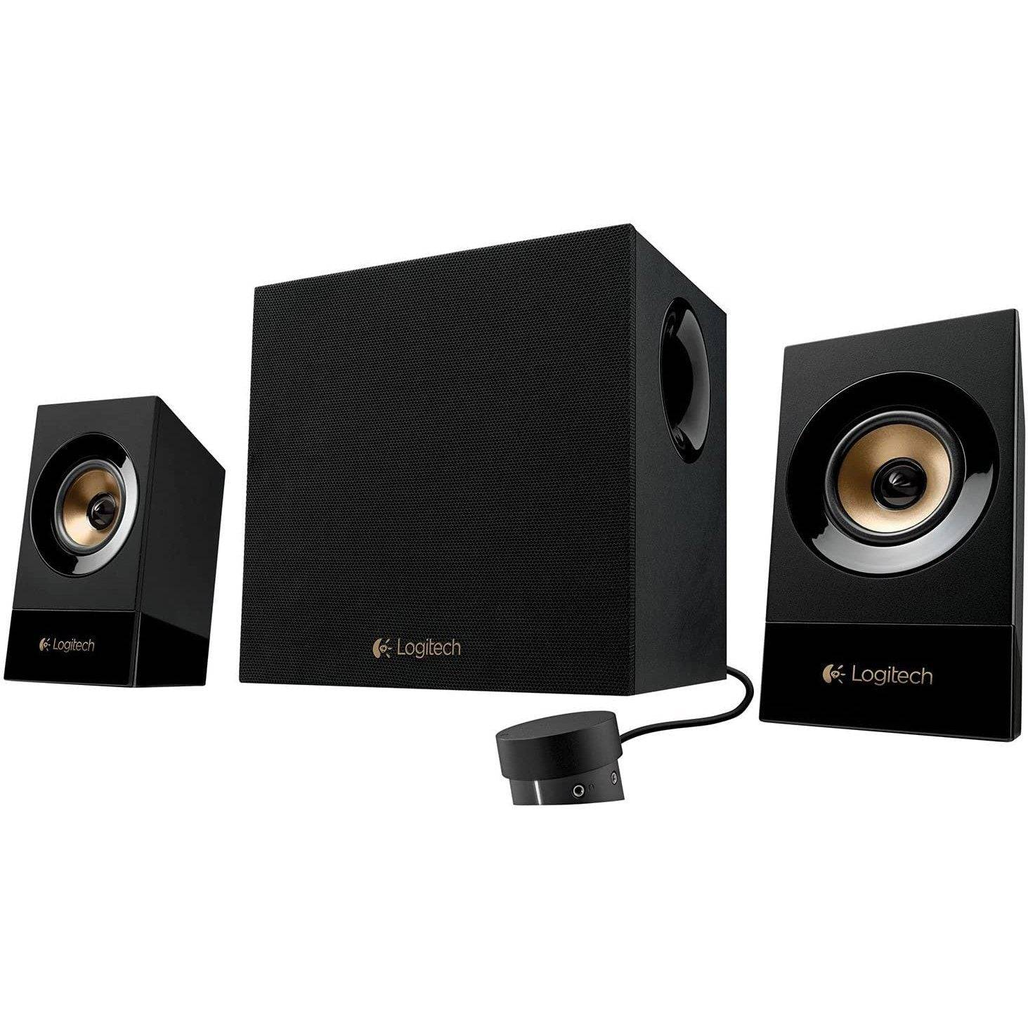 Logitech Z533 60 Watts Stereo Speakers and Subwoofer 2.1ch