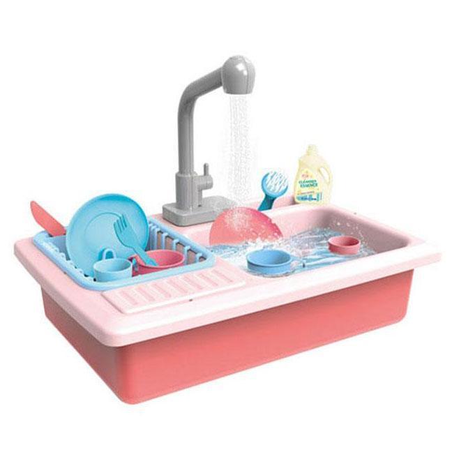 Toy Chef Water Play Kitchen Sink