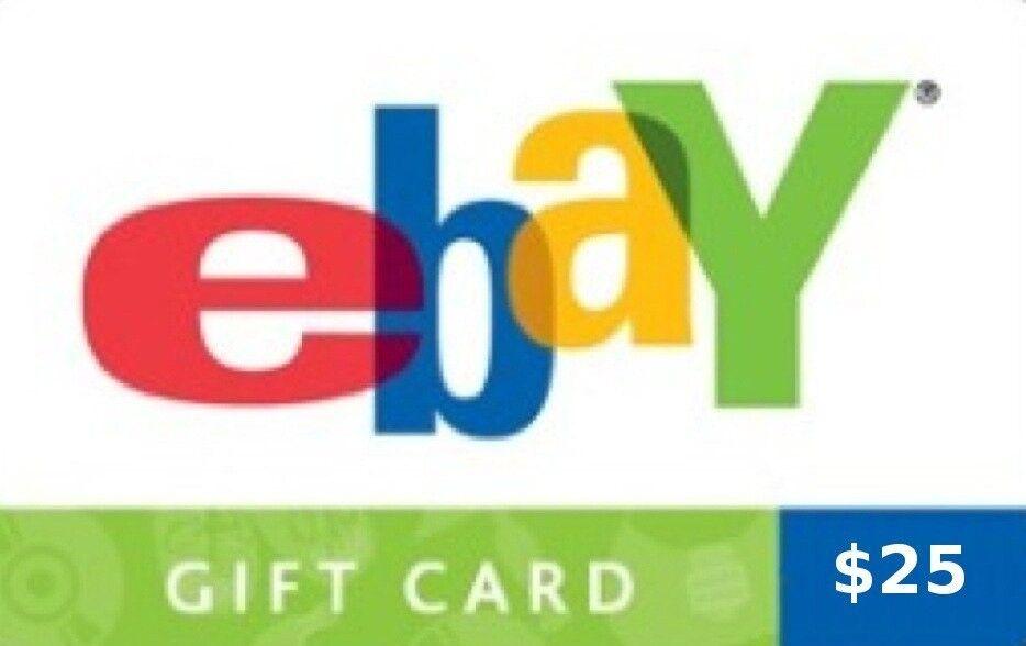Kinguin eBay $25 Gift Card US