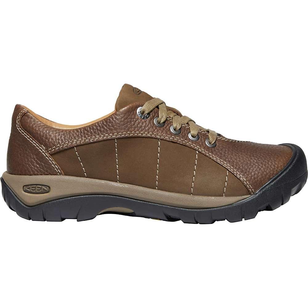 KEEN Women's Presidio Casual Shoes and Fashion Sneakers - 9.5 - Cascade Brown / Shitake- Women