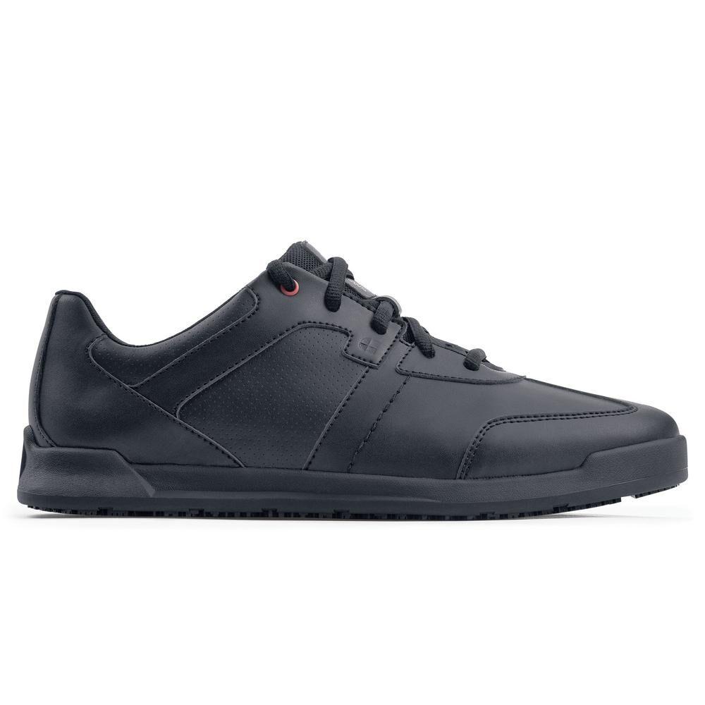 Shoes For Crews Men's Freestyle II Slip Resistant Athletic Shoes - Soft Toe - Black Size 7(M)