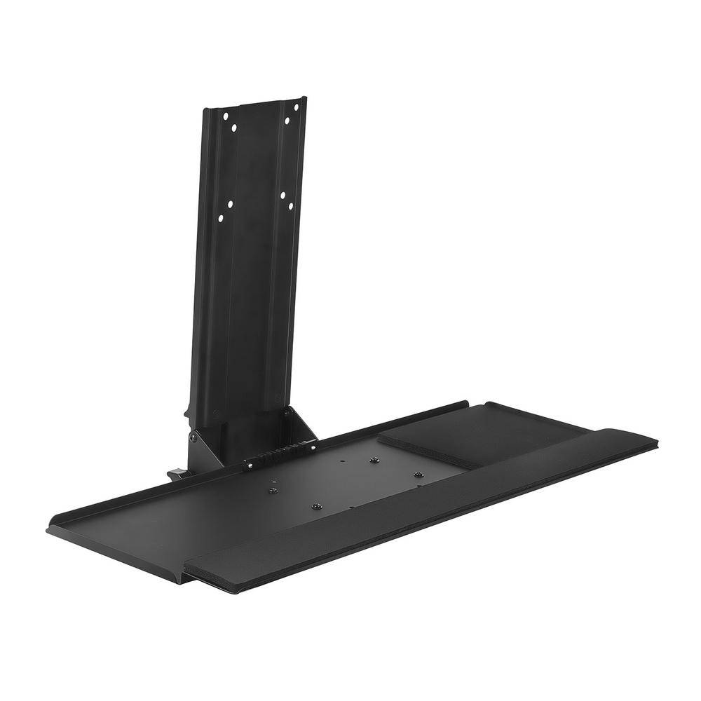 mount-it! Monitor and Keyboard Wall Mount for 13 in. to 32 in. Screens