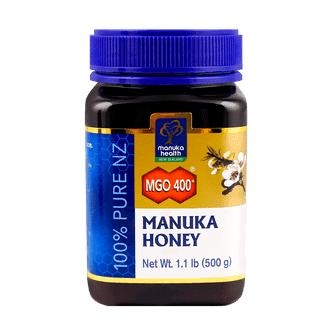 MANUKA HEALTH Premium Manuka Honey UMF 13+ MGO 400+ 500g  - Size: 1