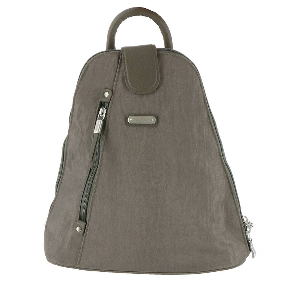 Baggallini Metro Backpack - Sterling/Light Blue; Size: No Size