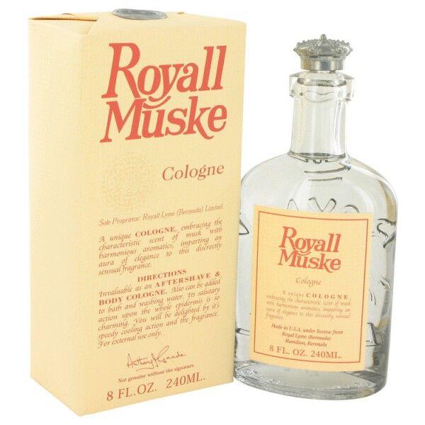 Royall Fragrances - Royall Muske : Cologne 240 ML