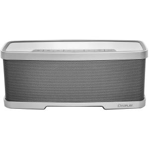 Idea Electronics W200 SLIVER 2.1 Charger Bluetooth 2X5W 10W Subwoofer Portable Speaker