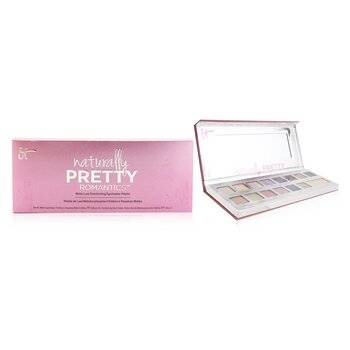 IT Cosmetics 249552 0.456 oz Naturally Pretty Romantics Transforming Eyeshadow Palette, Matte Luxe