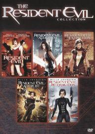 Sony COL D47482D Resident Evil Resident Evil-Afterlife Resident Evil-Apocalypse DVD 3DVD