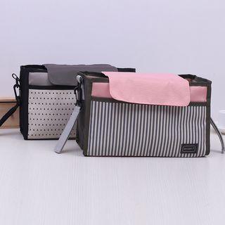 Baby Stroller Caddy / Shoulder Bag