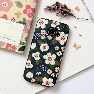 Floral Print Samsung Galaxy S6 Case