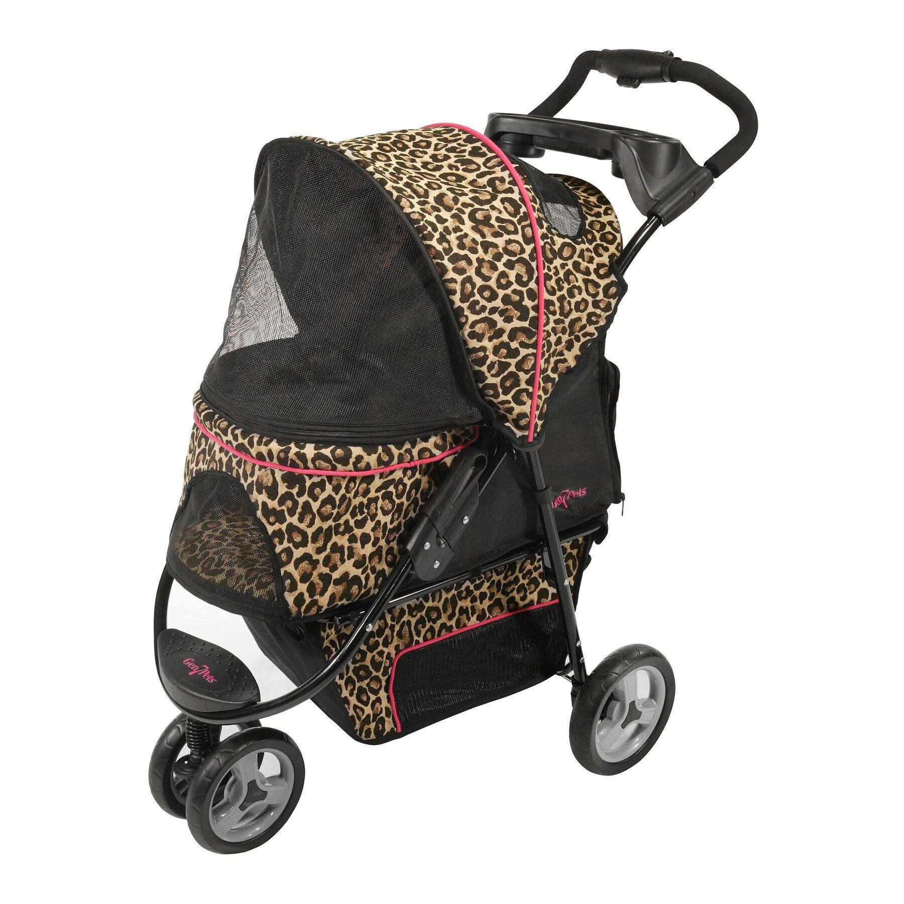 Gen7Pets Cheetah Promenade Pet Stroller