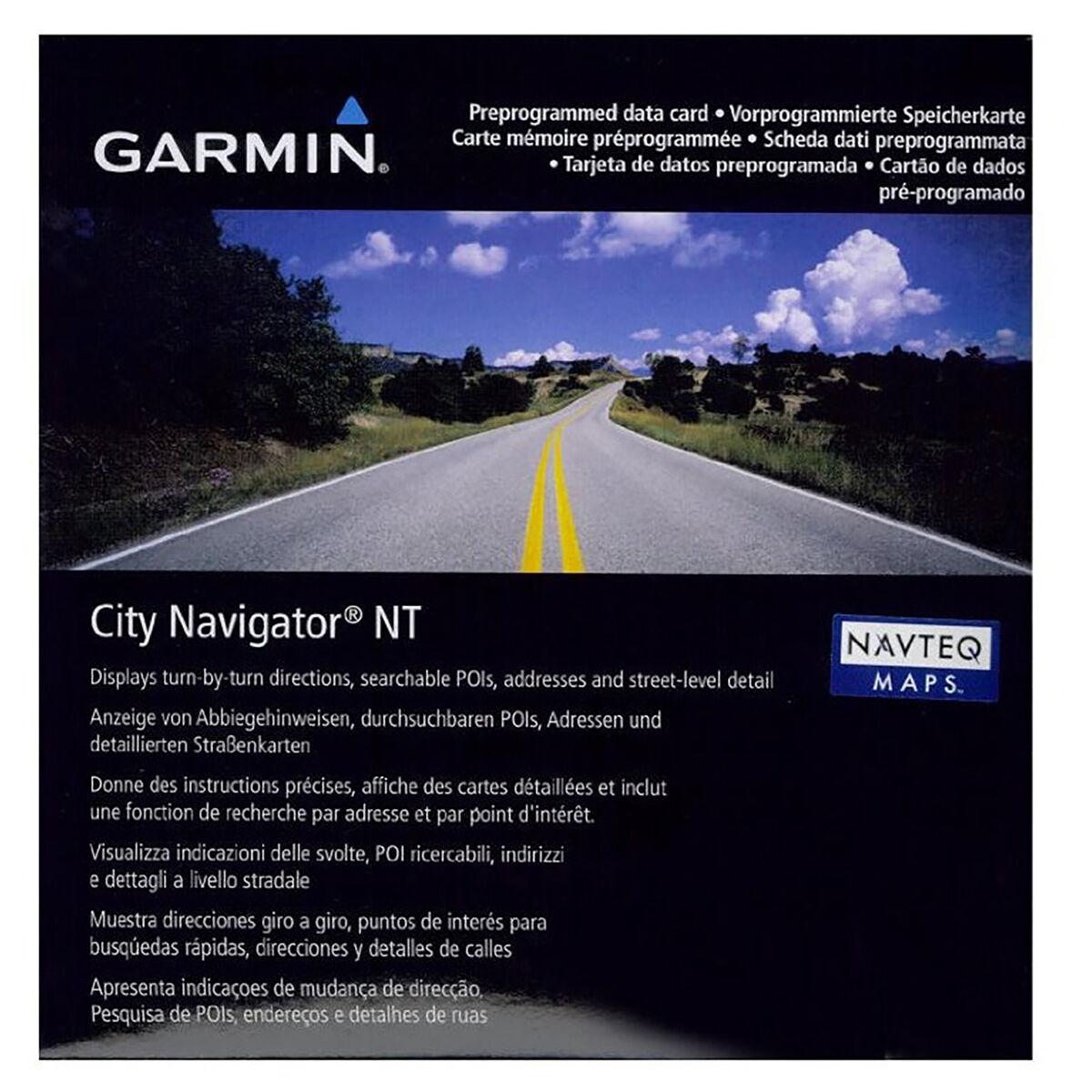 Map City Navigator Australia & New Zealand NT (microSD/SD card) 010-11875-00