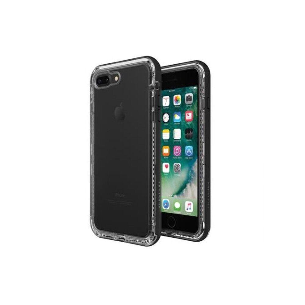 LifeProof 77-57194 5.5-inch Phone Case for Apple iPhone 8 Plus, 7 Plus - Black, Transparent