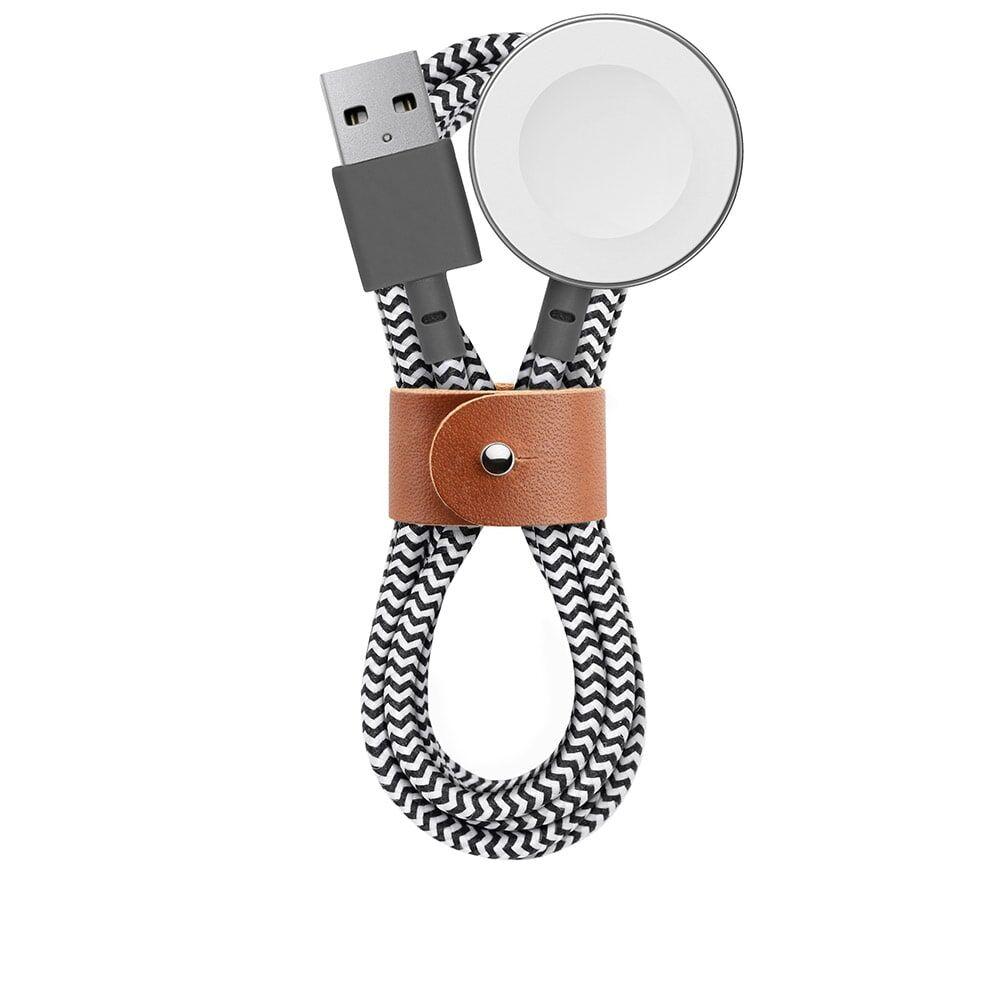 Native Union Apple Watch Belt Cable  Zebra