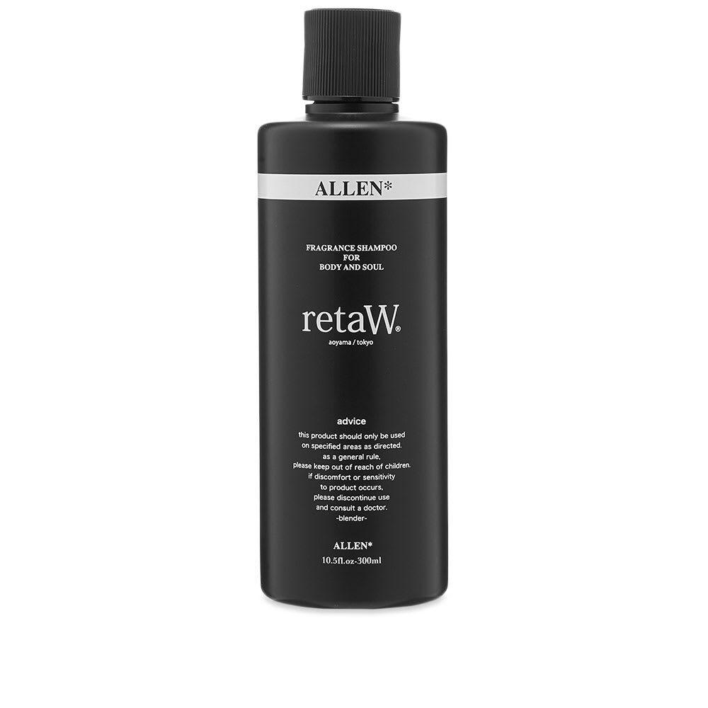 retaW Fragrance Body Shampoo  Allen*