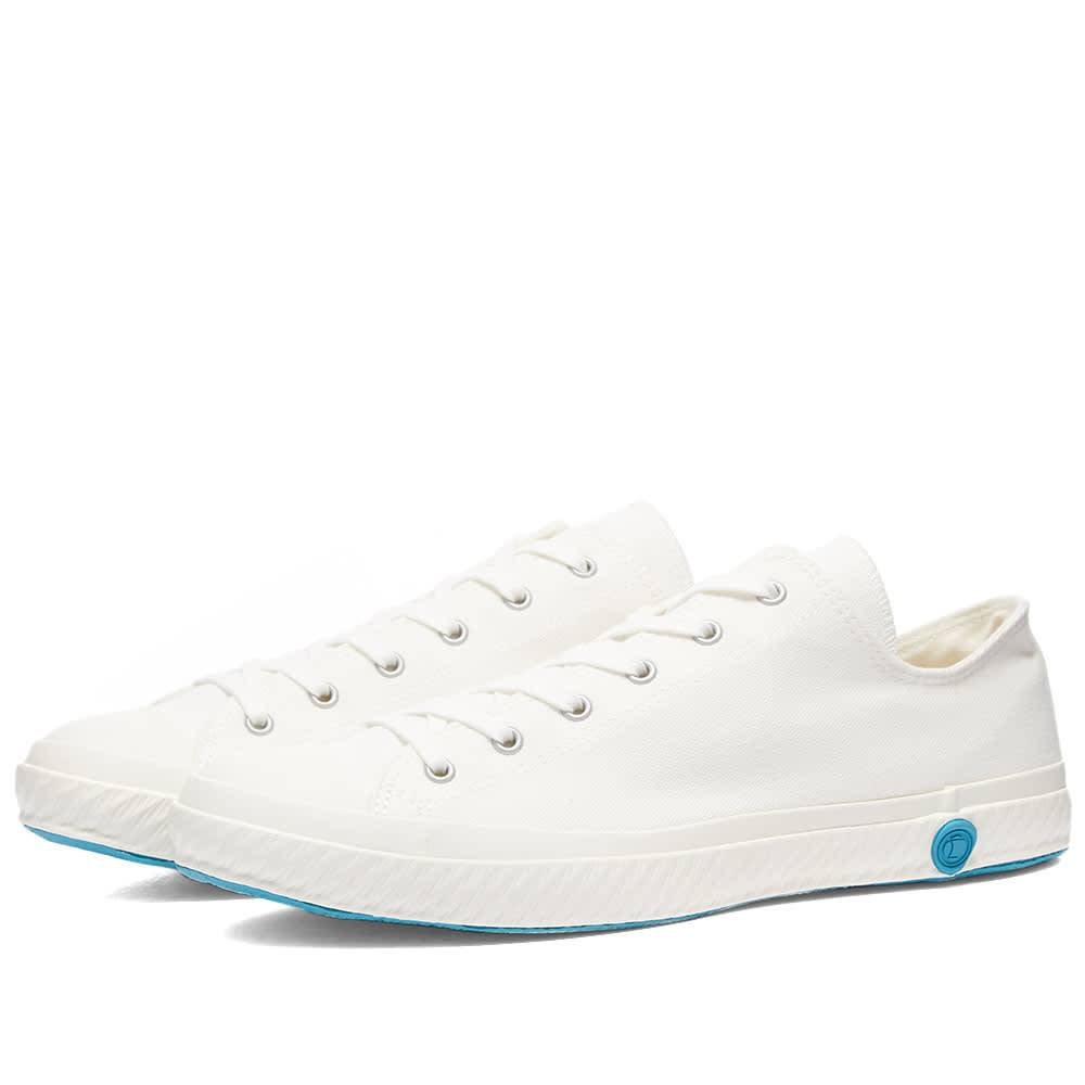 Shoes Like Pottery 01JP Low Sneaker  Pure White