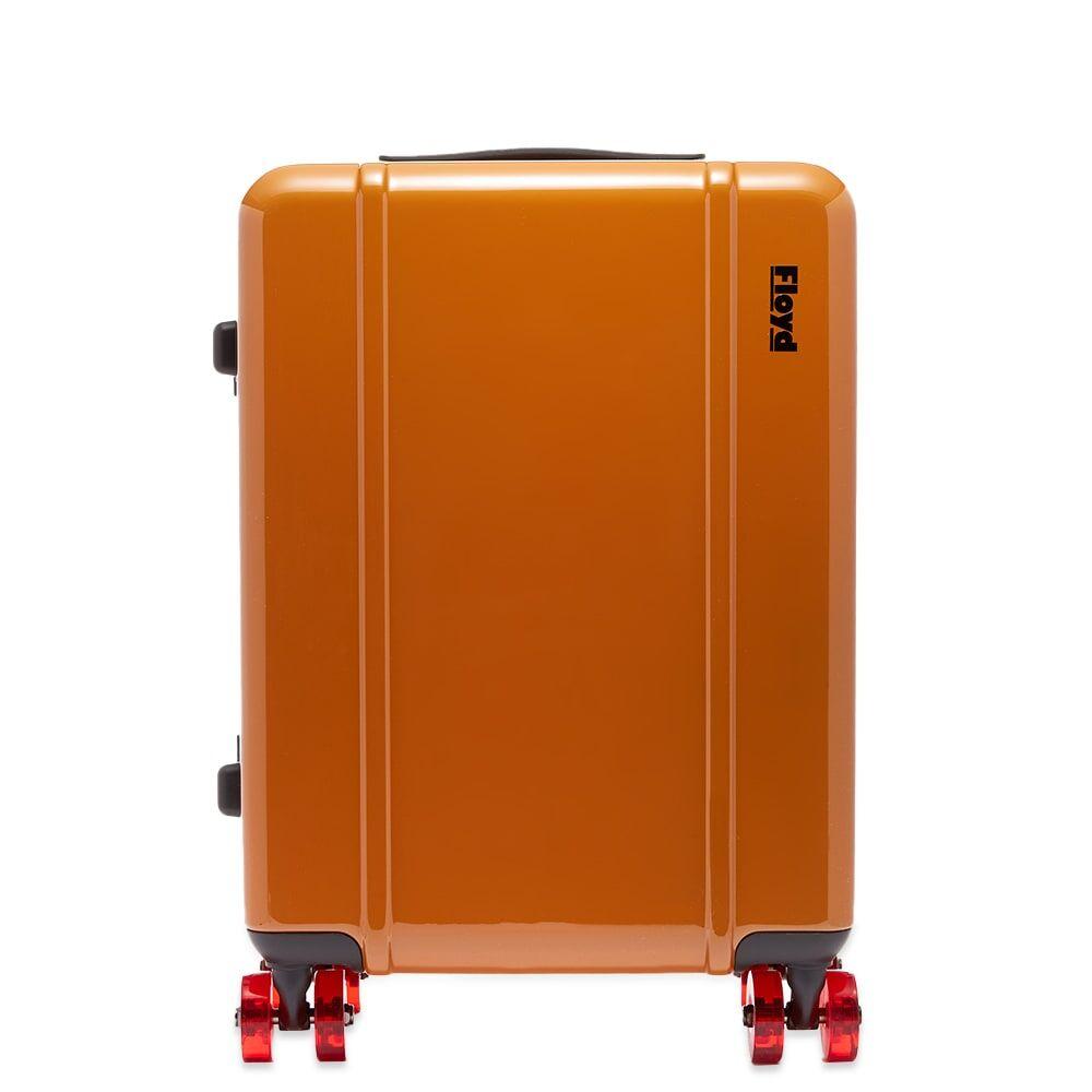 Floyd Cabin Luggage  Sunset Orange