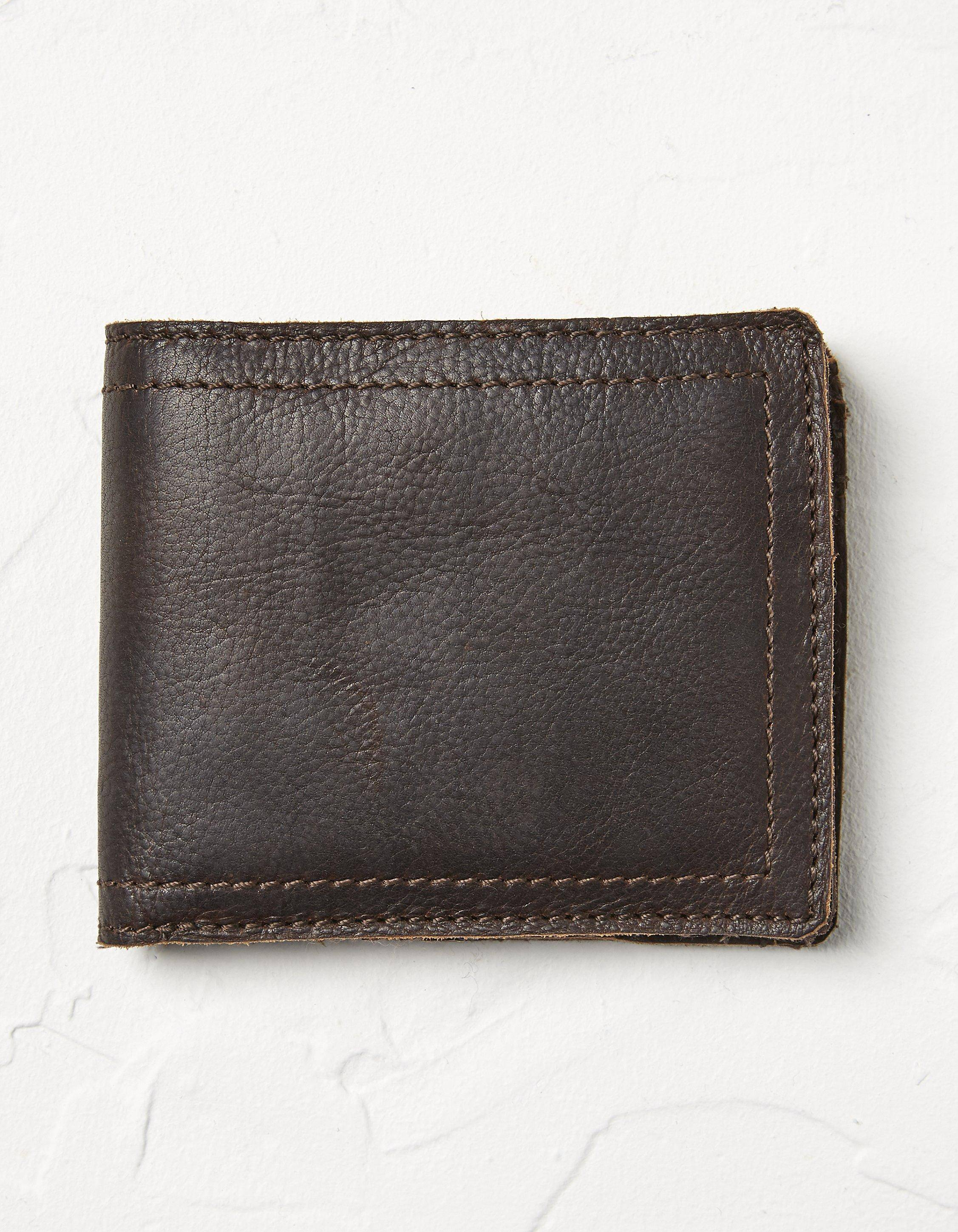 Fat Face James Boarder Wallet  - Size: One Size - Colour: Chocolate