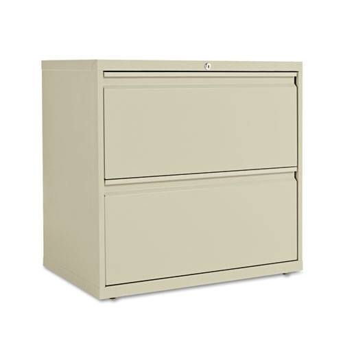 ALERA ALELA523029PY Two-Drawer Lateral File Cabinet, 30w x 19-1/4d x 28-3/8h, Putty