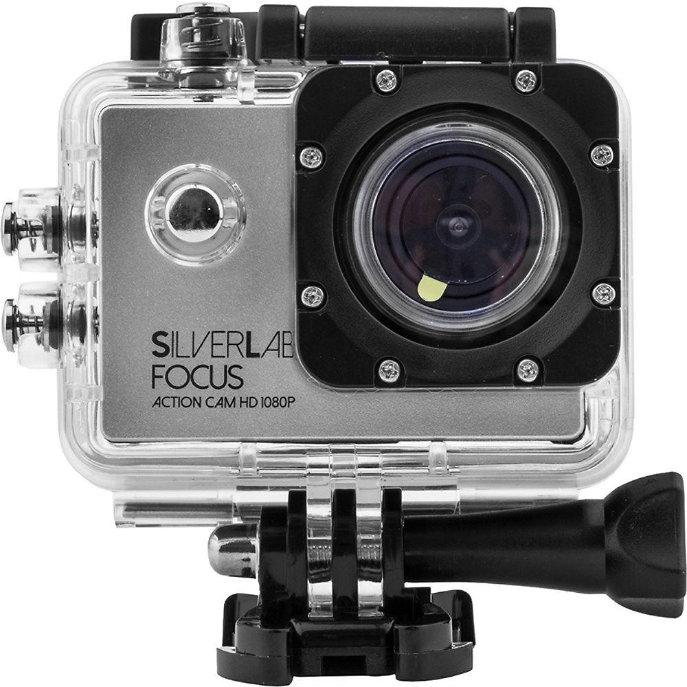 SilverLabel Focus Action Cam 1080p - Black; Unisex