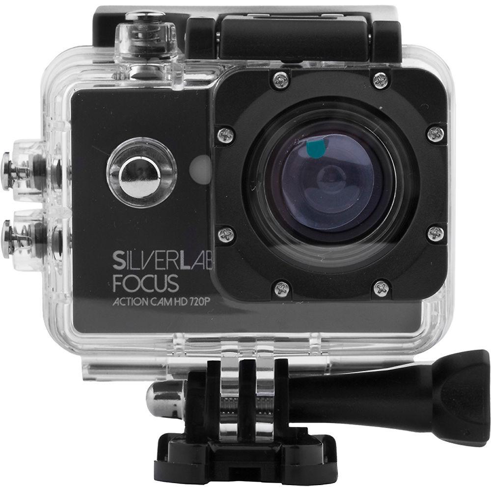SilverLabel Focus Action Cam 720p - Black;